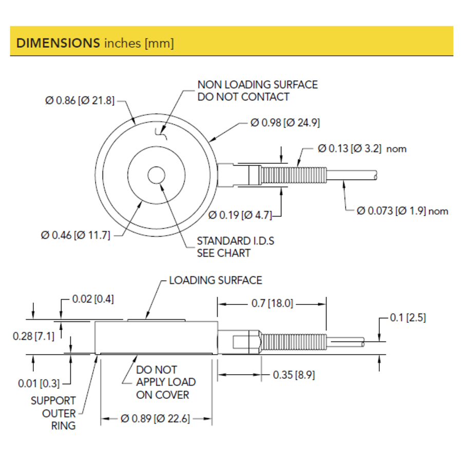 LTH300 Donut/Through Hole Load Cell-6