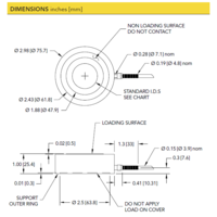 thumb-LTH500 Donut/Through Hole Load Cell-6