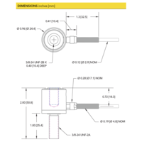 thumb-LCB200 In Line Rod End Load Cell-5