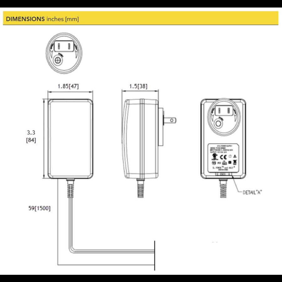 APA100 Power Supply Kit for IAA200/IAA300 Instruments-3