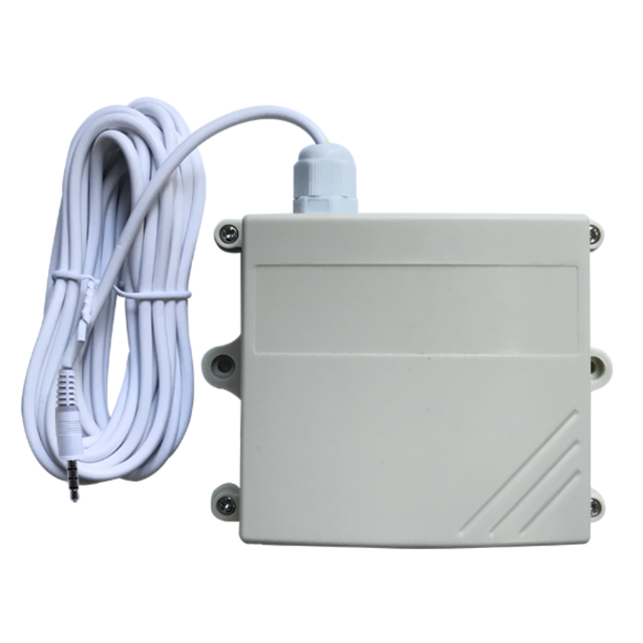 CO2 Probe 3 meter cable - Audio plug for GS1-1