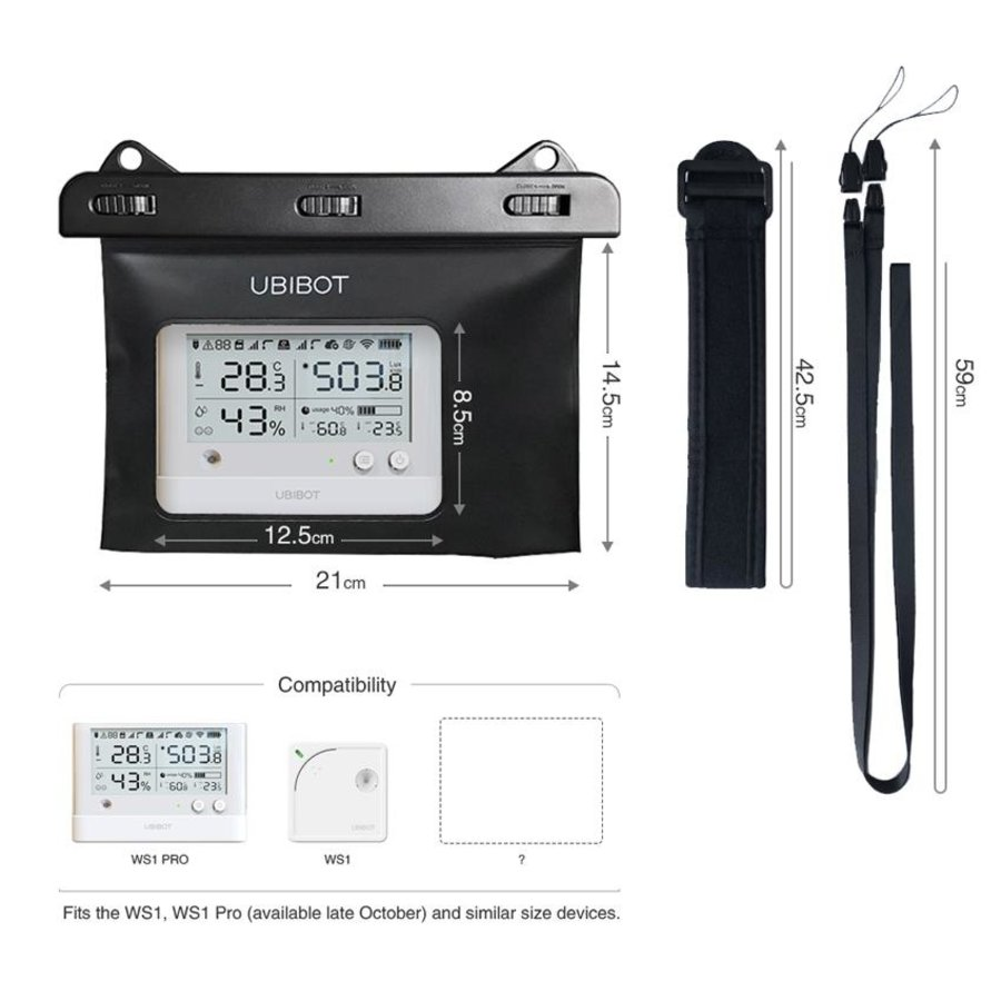 Water Resistant Pouch for WS1 Series-2