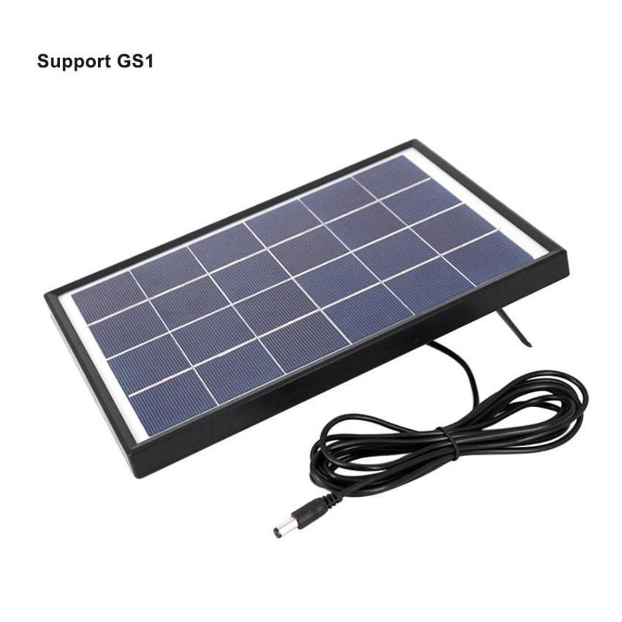 Solar Cell Panel for GS1 for outdoor usage-1