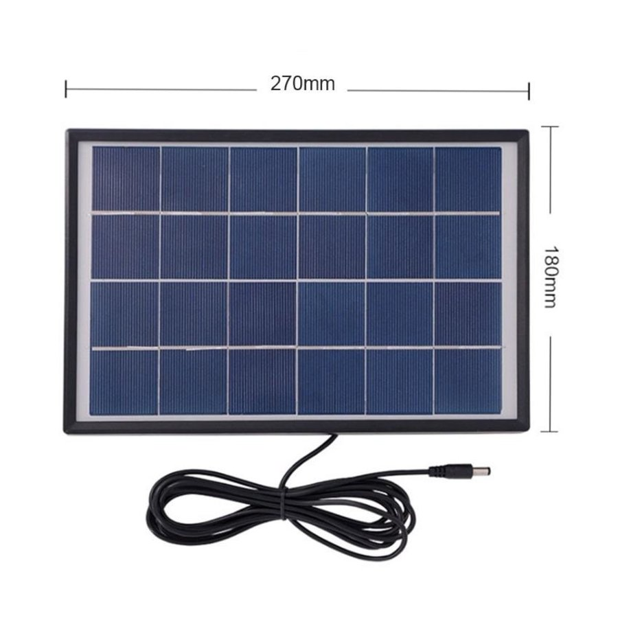 Solar Cell Panel for GS1 for outdoor usage-2