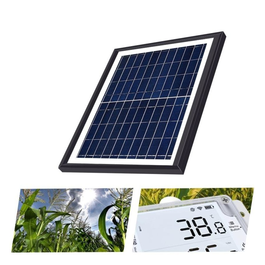 Solar Cell Panel for GS1 for outdoor usage-7
