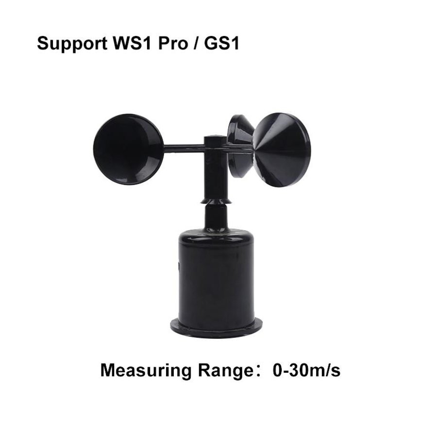 Wind Speed Sensor-Audio for GS1 Series-2