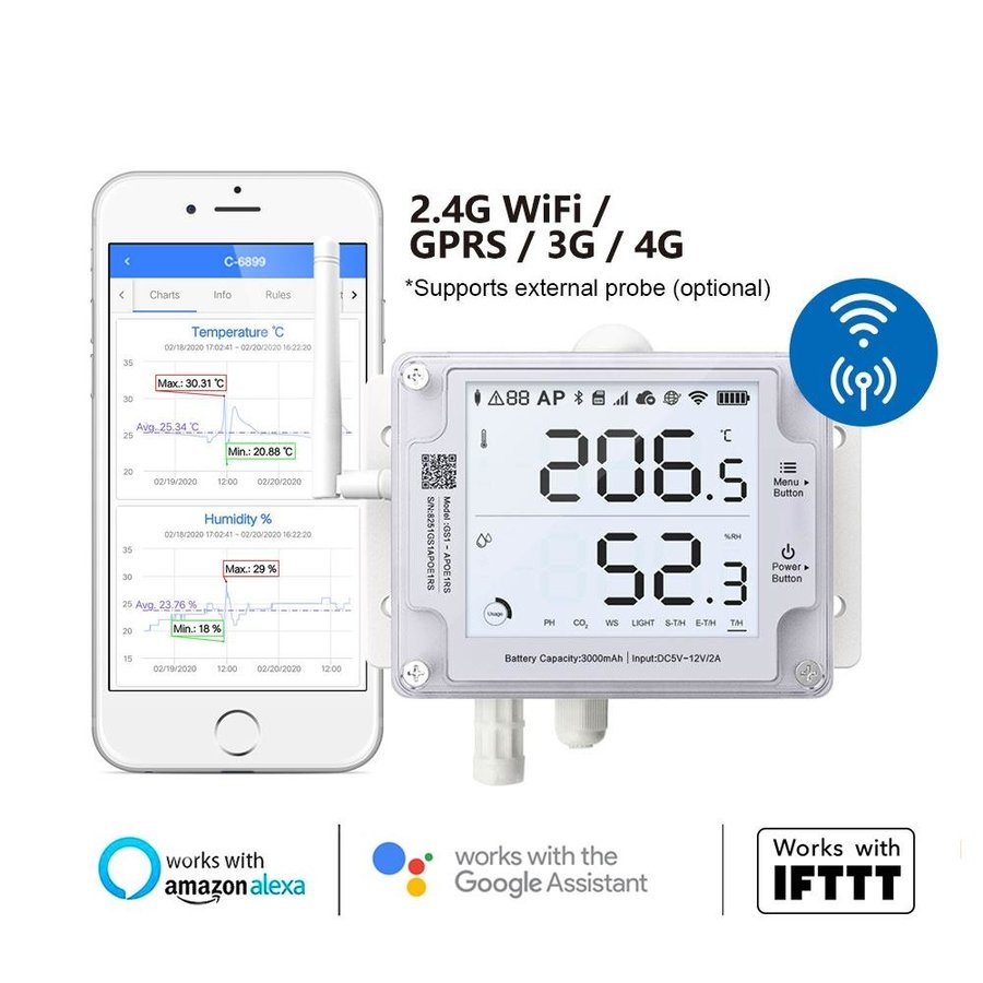 GS1-AL4G1RS WiFi + SIM-1