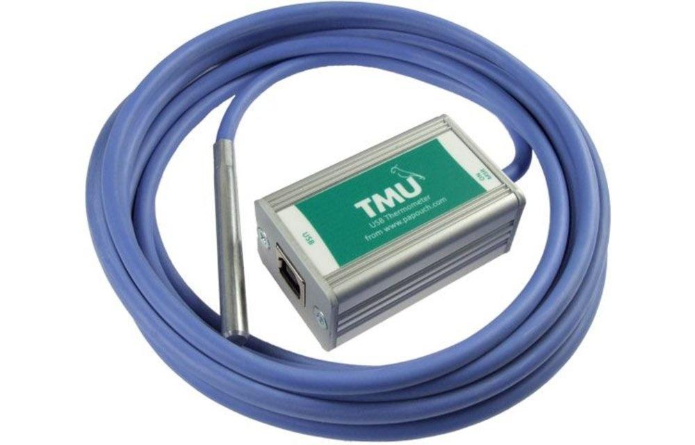 Temperatuur USB / RS232