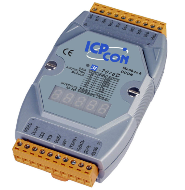 Load Cell Remote IO