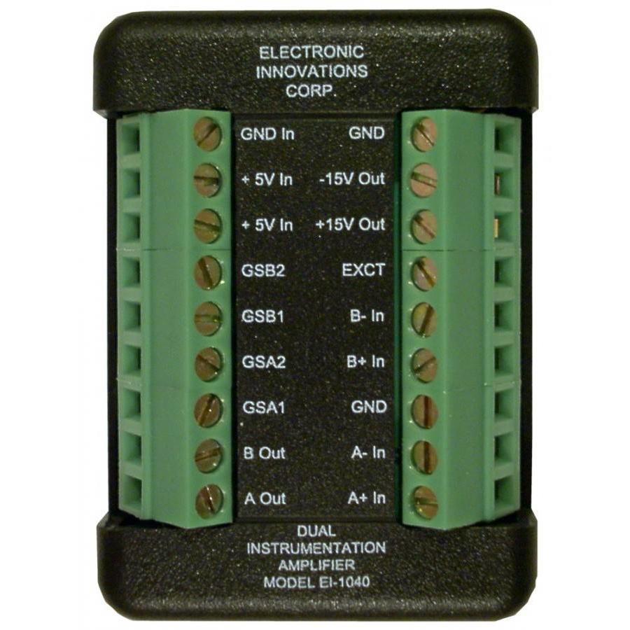 EI1040 Dual Instrumentation Amplifier-1