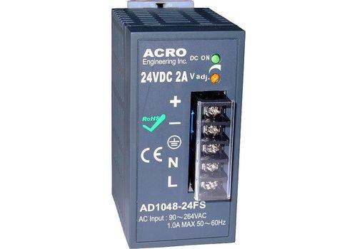 Acro AD1048-24FS (24VDC/2A)