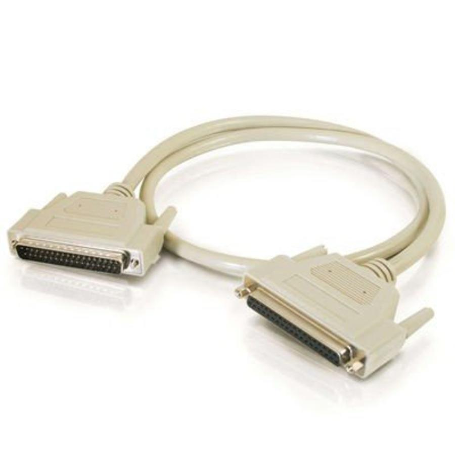 DB37 M / F Serial Cable 3 ft-1