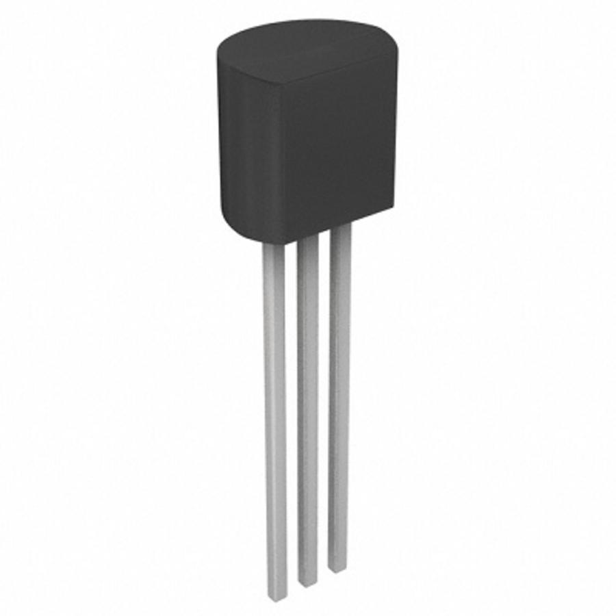 LM34CAZ Silicon Temperature Sensor-1