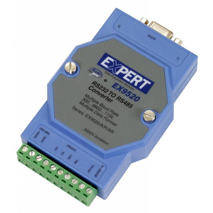 EX9520R - RS232 naar RS485 Converter (geïsoleerde RS485)-1
