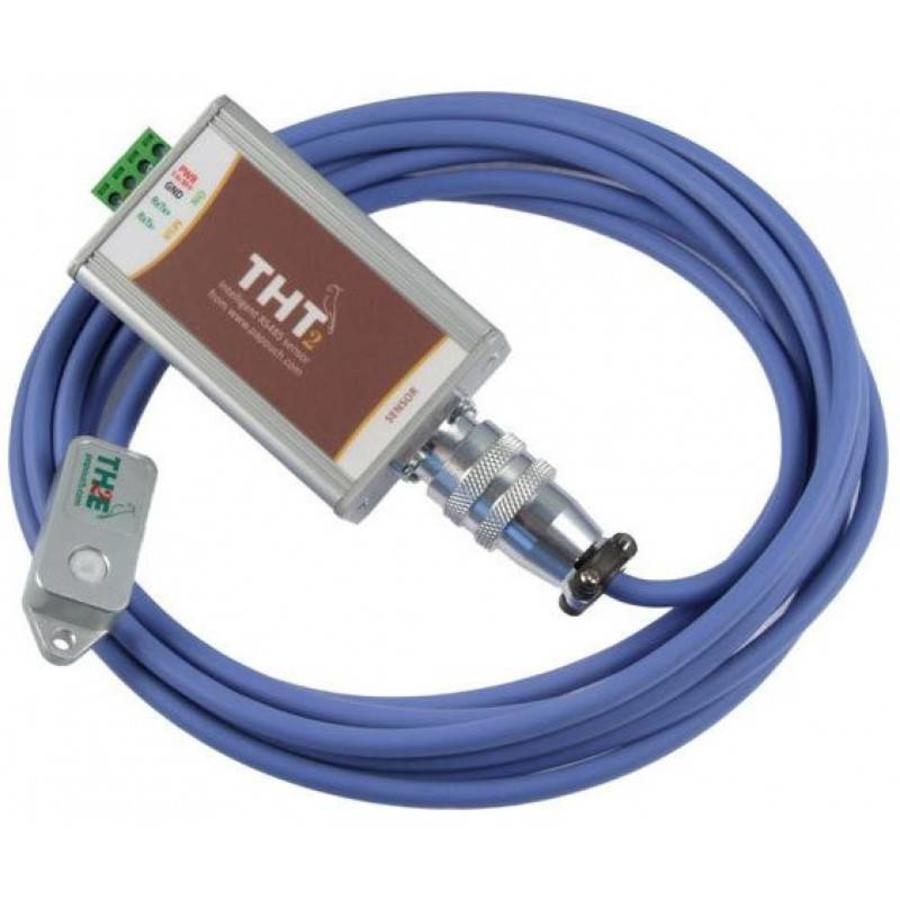 THT2 - RS485 Thermometer en hygrometer-1