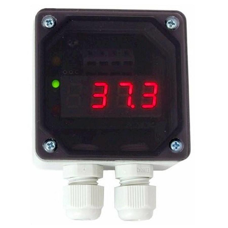 TDS - Industrial thermometer-1