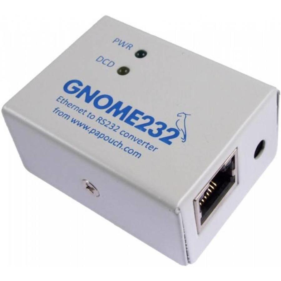 GNOME232 - Ethernet to RS232 converter-2
