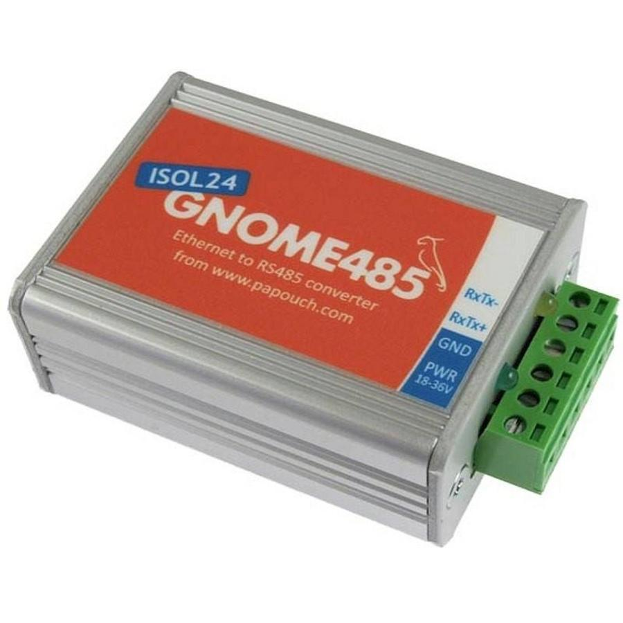 GNOME485 - Ethernet to RS485 converter-1