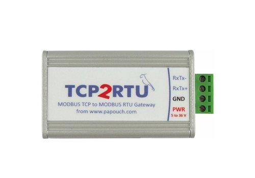 Papouch TCP2RTU-RS485 - MODBUS TCP to MODBUS RTU Converter