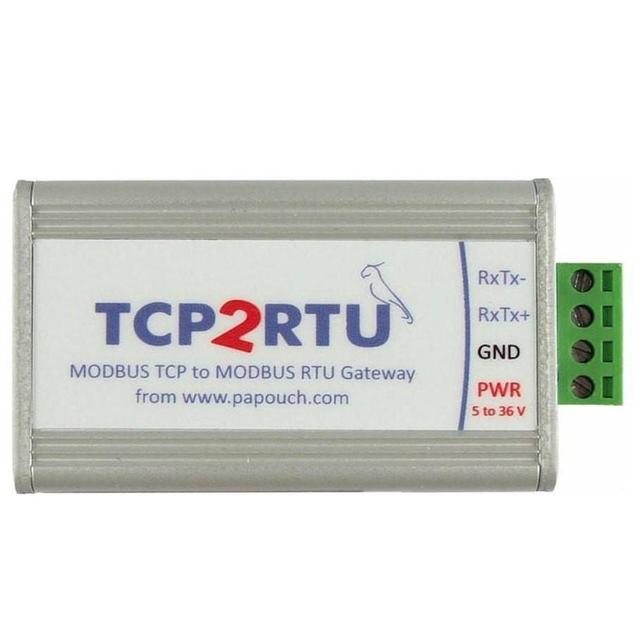 Papouch TCP2RTU RS485 - MODBUS TCP to MODBUS RTU Converter