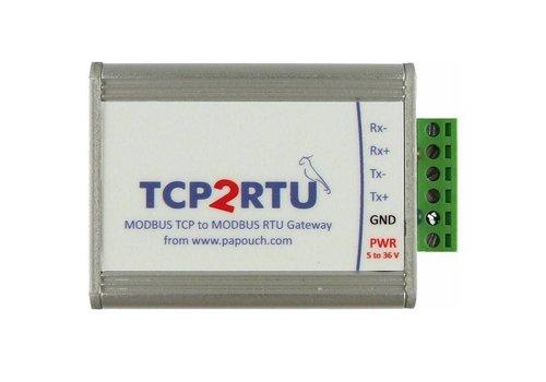 Papouch TCP2RTU-RS422 - MODBUS TCP naar MODBUS RTU-converter
