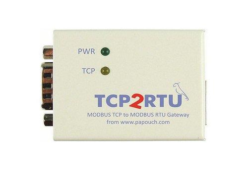 Papouch TCP2RTU-RS232 - MODBUS TCP naar MODBUS RTU-converter