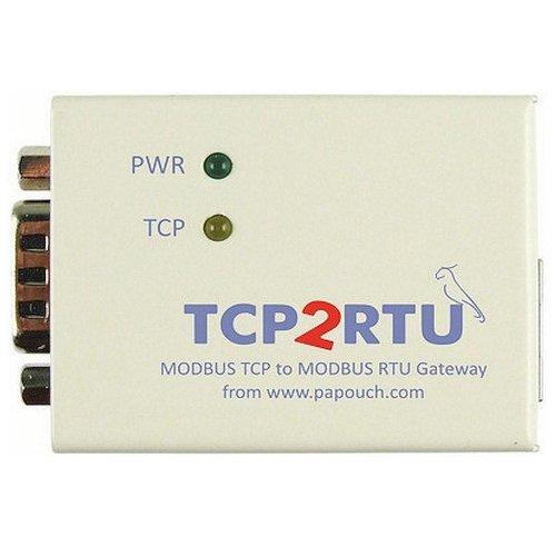 Papouch TCP2RTU-RS232 - MODBUS TCP to MODBUS RTU Converter