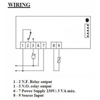 thumb-HT-96 Temperature Display with NTC Sensor-2