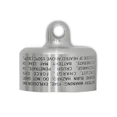 Madgetech Key Ring End Cap