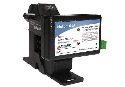 Madgetech Motor101A datalogging-systeem