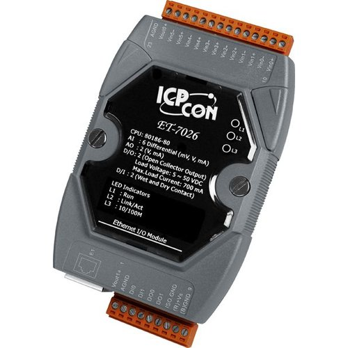 ICPDAS ET-7026 CR
