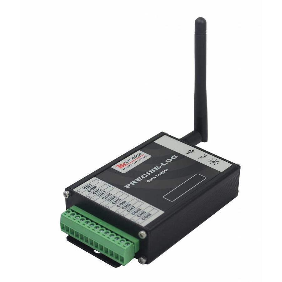 PRECISE-LOG PL-HW- Thermistor 8 Channels, WIFI, Thermistor-1