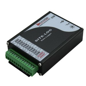 Microedge Site-Log LPM Voltage & Current DC (Programmable Range)