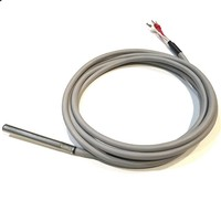 thumb-PT1000/4-wire Temperatuur Sensor, 3m cable-1