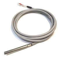 PT1000/4-wire Temperatuur Sensor, 3m cable