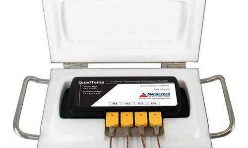 Thermovault Oven Profile Loggers