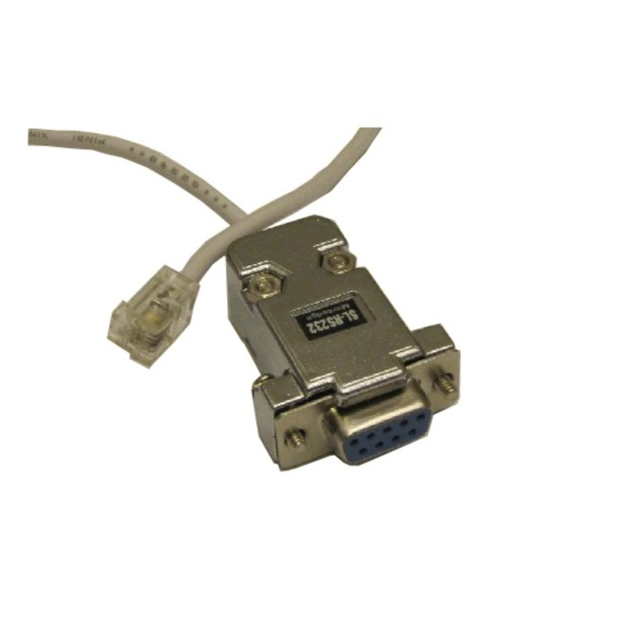 ASL RS232-1 Datalogger Interface Cable-1