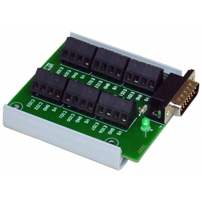 LabJack Terminal Boards