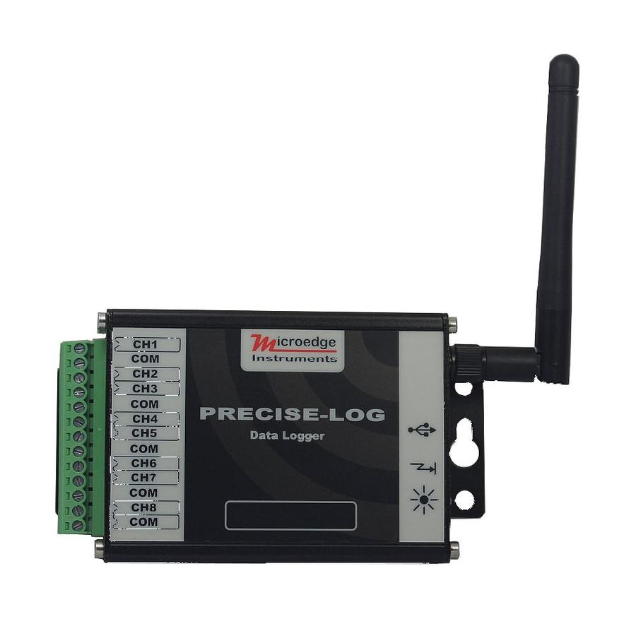 PRECISE-LOG PL-TW- Thermocouple 8 Channels, WIFI-3