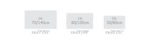 Habidecor BRIGHTON badtapijt / 60 % Katoen en 40 % Acryl 1900gr/m2