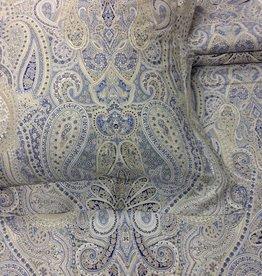 Piet Nollet Bedding Kami, 100% Cotton (Cashmere Design) Drawing (Egyptian Cotton 300 Thread Counts) SATIN