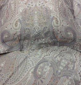 Piet Nollet Meter Kami, for bed linen, curtain linen, tablecloths or decorative linen, 100% cotton (Cashmere design) drawing (Egyptian cotton 300 thread counts)