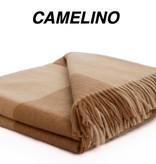 BVT Plaid baby CAMEL , 100% babykameel (kameel), 140 x 200 cm