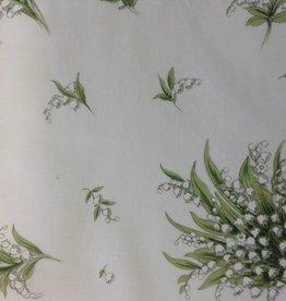 Lehner Zakdoeken Dames : 31/31 cm ( Handgerold ) -