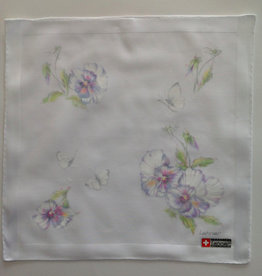 Lehner Handkerchiefs Ladies: 31/31 cm (Handgun)