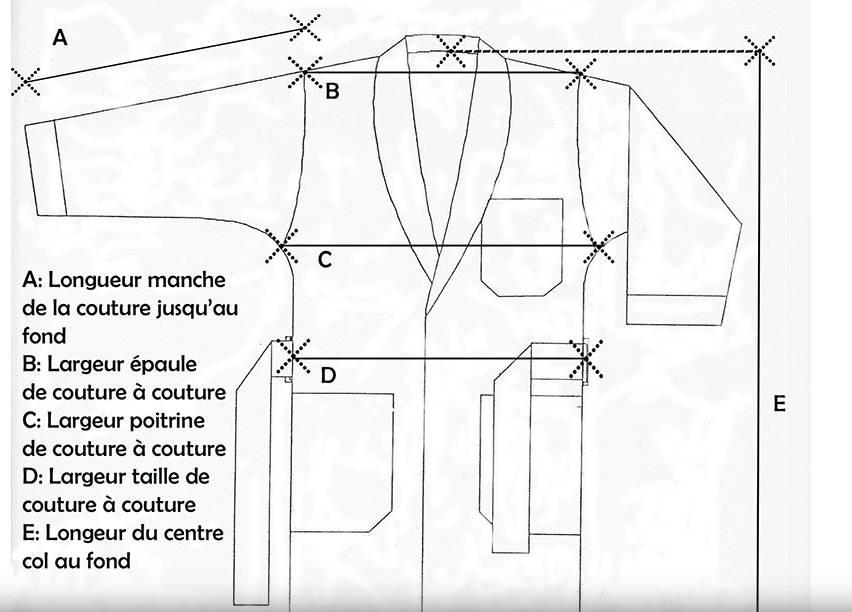 Piet Nollet KAMERJAS klassiek voor HEREN ,  in 100% bedrukte zijde twill 14 mm met rode stippen