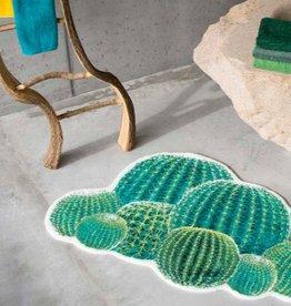 Habidecor Bath carpet CACTUS / 85% Giza - Egyptian cotton long threads -15% Acrylic 1900 gr / m2