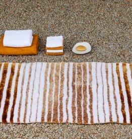Habidecor Bath rug: CALM 50% GIZA - Long threads of Egyptian cotton - 50% Modal 2700 gr / m 2