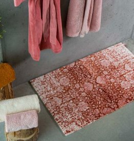 Habidecor Bath carpet: LIBERTY  80 % Giza - Egyptian cotton long staple / 10 % acryl / 10 % lurex  2200 gr/ m2