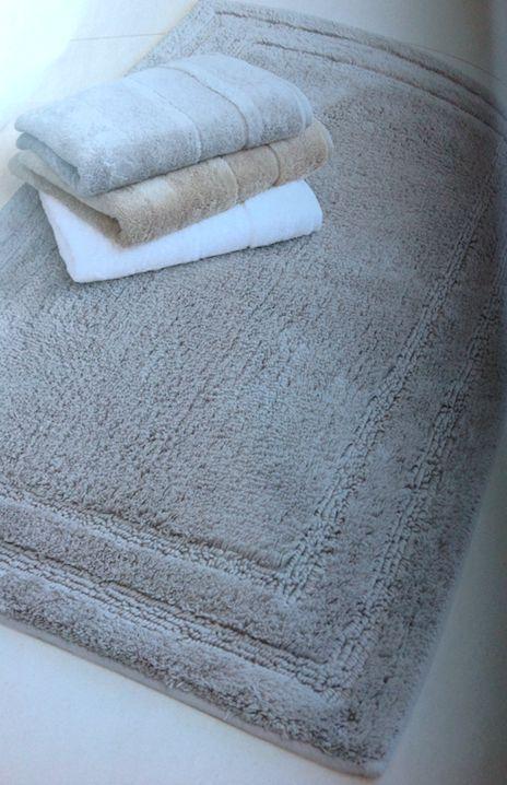 Cawö Badtapijt Luxury nr. 1003 /    80% katoen en 20% viscose.